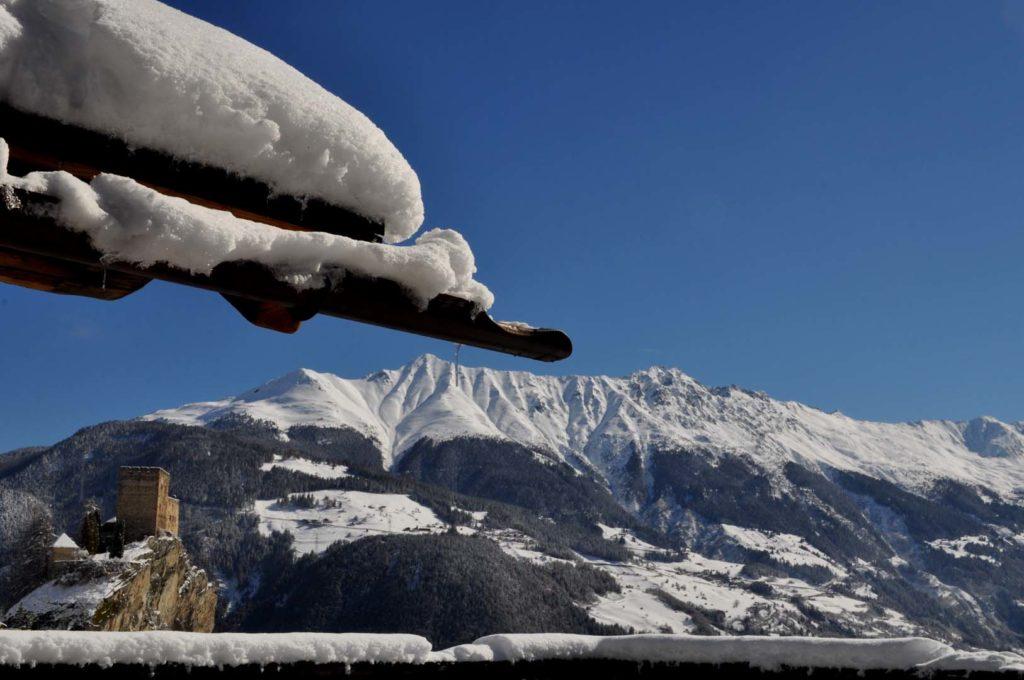 Eine Winter-Idylle am Sonneplateau Serfaus Fiss Ladis