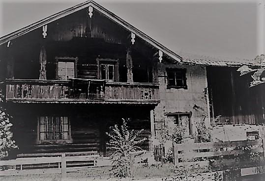 Aufnahme von 1932
